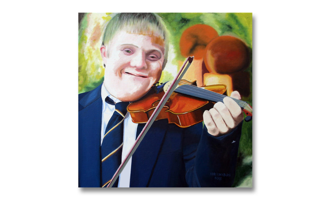 2013 – Down violist