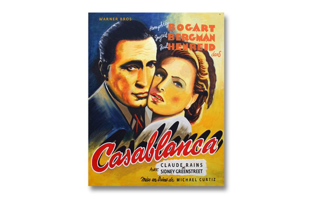 2009 – Cassablanca