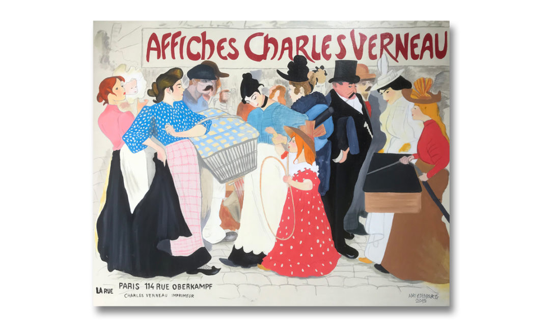 2015 – Affiches Charles Verneau
